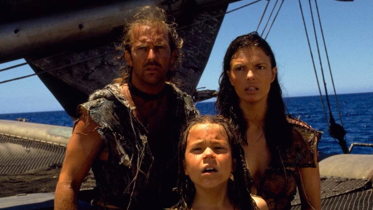 Waterworld Is Both More Impressive and Problematic Than You Remember