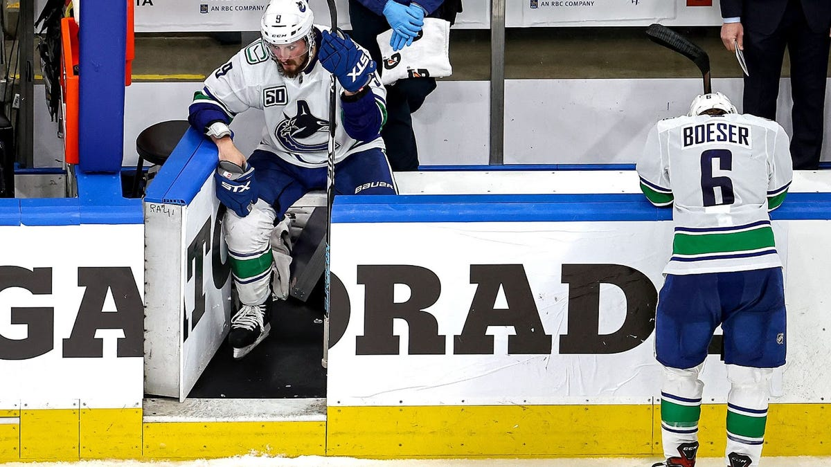 J.T. Miller and the Canucks think this is as stupid and unfair as we do