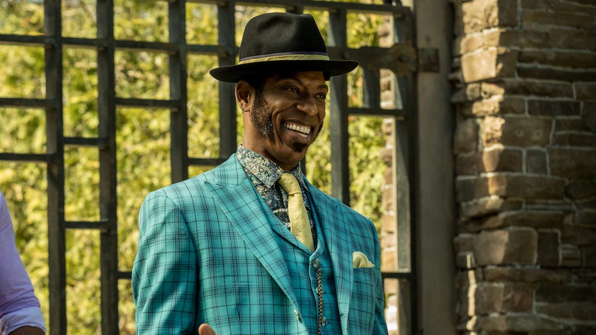 Orlando Jones Has Reportedly Been Fired From American Gods