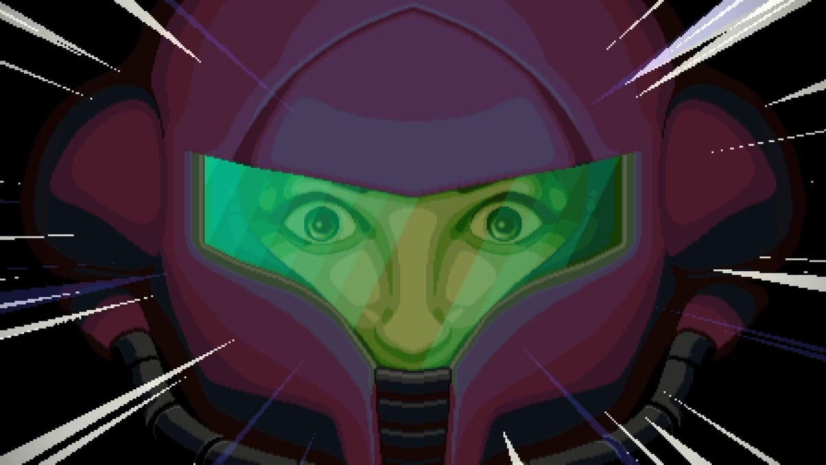 Prime 2D Is The Coolest Metroid In Over A Decade