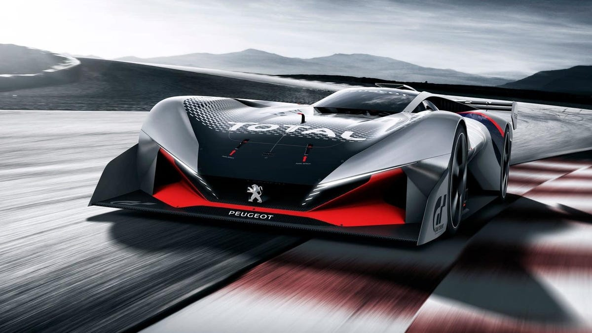 Hypercar Racing Class Gets New Entry From Notable Hypercar Manufacturer Peugeot