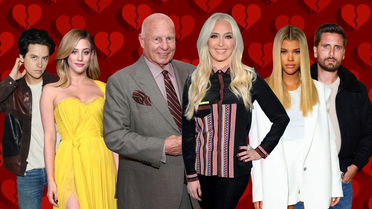 Celebrity Breakups in 2020 That Proved Love Is Dead