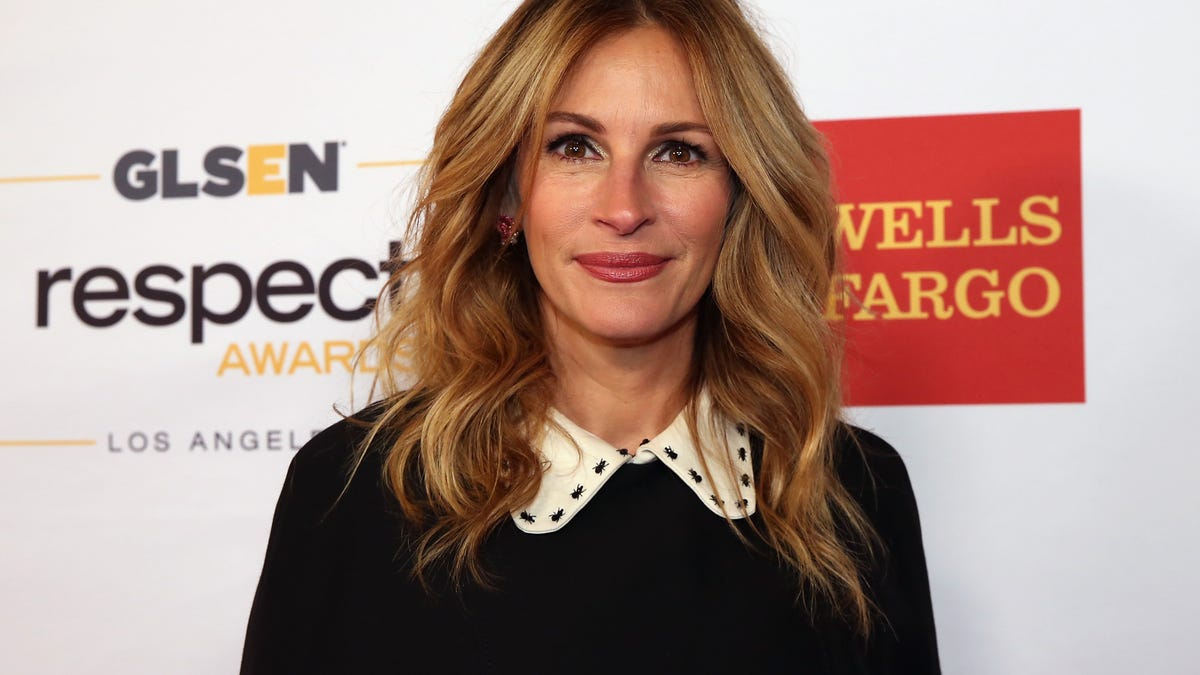 Hollywood Executive Reportedly Suggested Julia Roberts Play Harriet Tubman