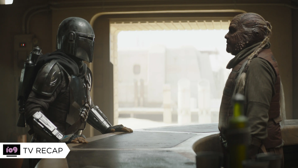 The Mandalorian Season 2 Started With Its Most Epic Episode Yet