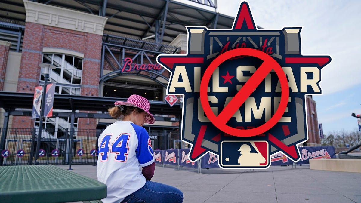 MLB and MLBPA need to pull All-Star Game out of Georgia after passing 'Jim Crow'-era voting laws