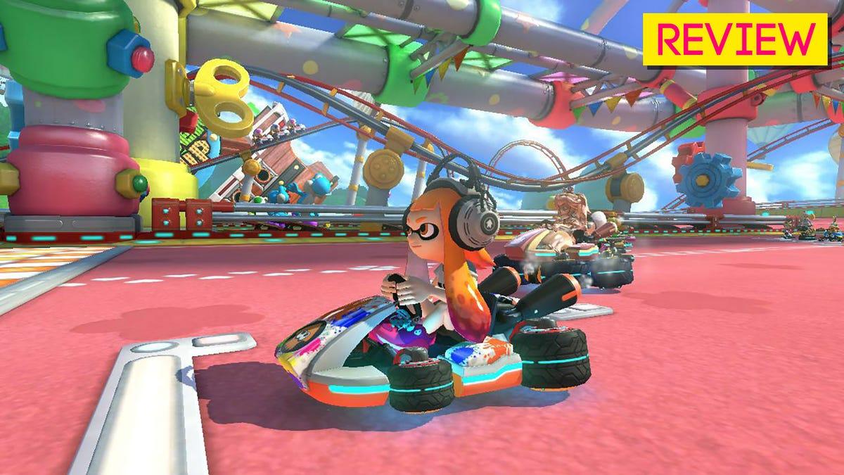Mario Kart 8 Deluxe The Kotaku Review