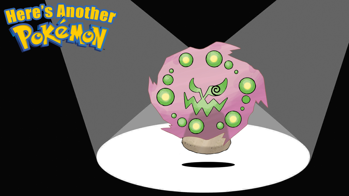 Spiritomb Is Just 108 Angry Ghosts Trapped In A Rock