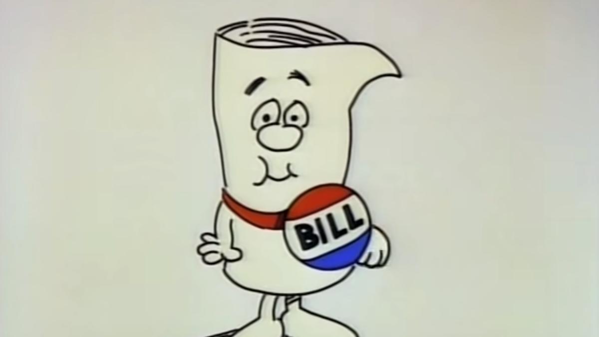 I Wrote the Bill