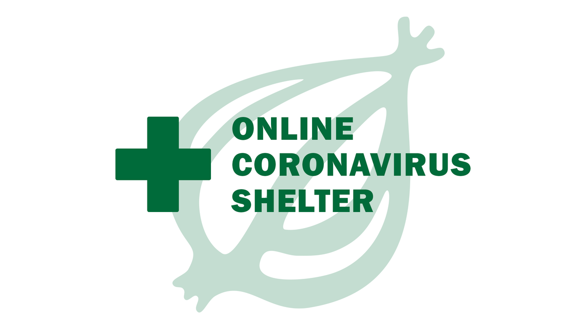TheOnion.com Has Been Designated As A Pandemic Shelter In The Event That Covid-19 Could Spread Through The Internet