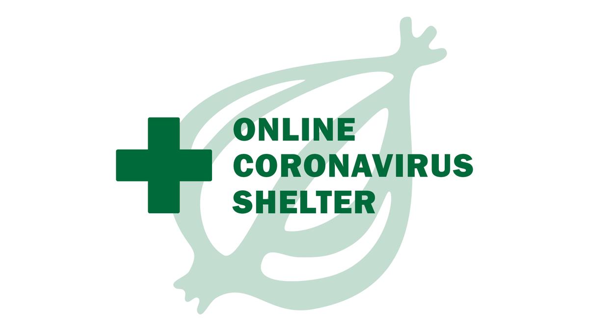 TheOnion.com Benannt Wurde Als Pandemie-Schutz In Der Veranstaltung, Die Covid-19 Könnte Die Verbreitung Durch Das Internet