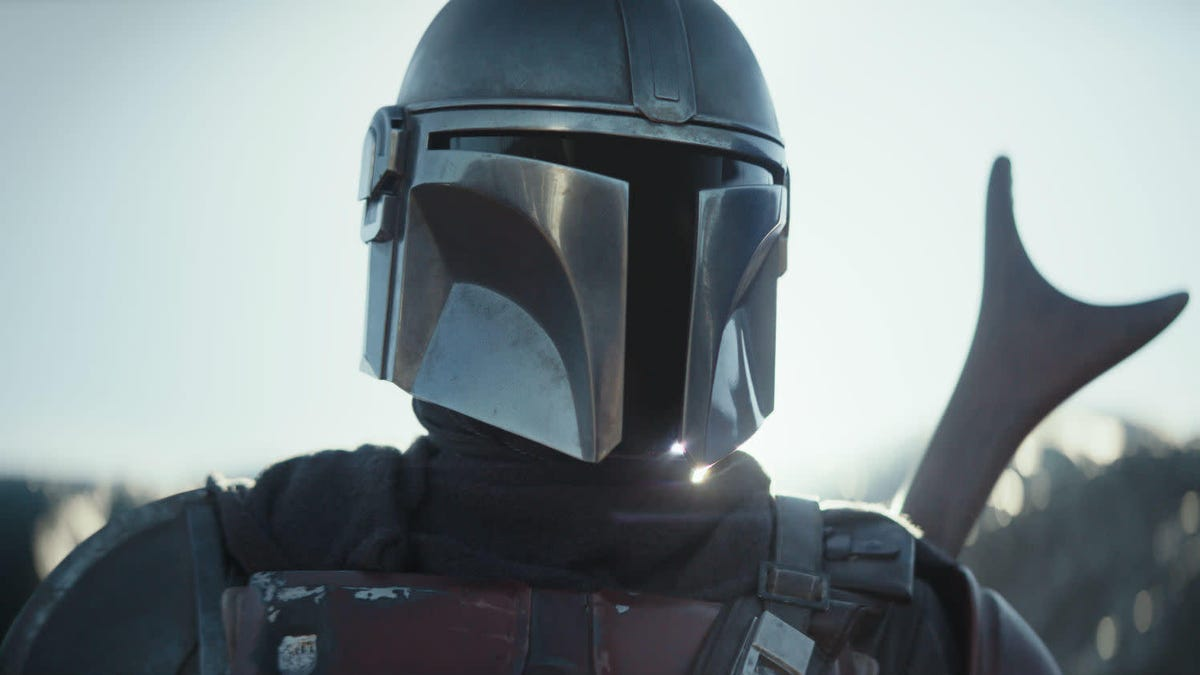 Oh, So The Mandalorian Is Really Going to...