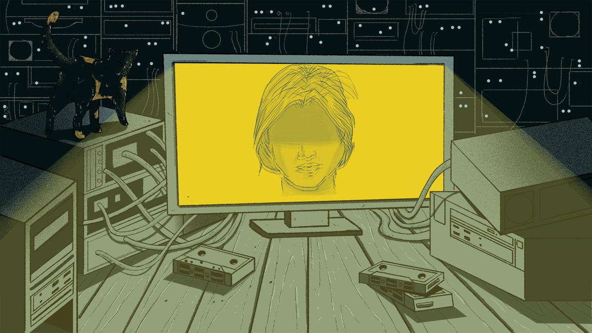 The Unforgetting Machine: She Read My Mind  Then She Vanished