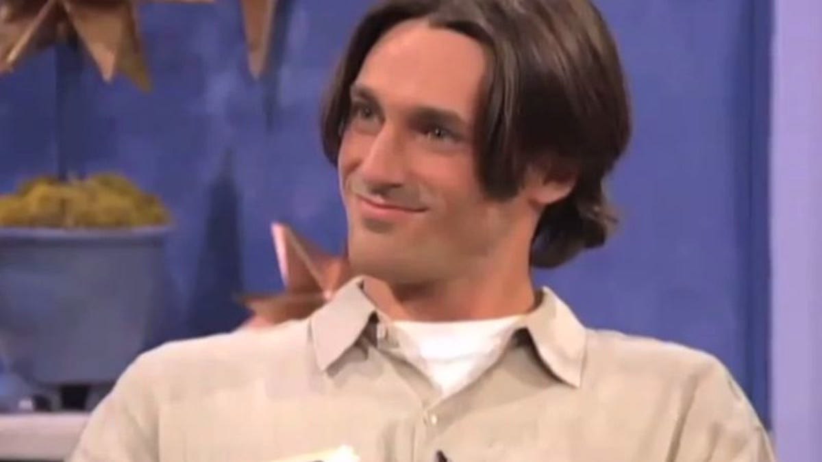 Jon hamm dating show gawker