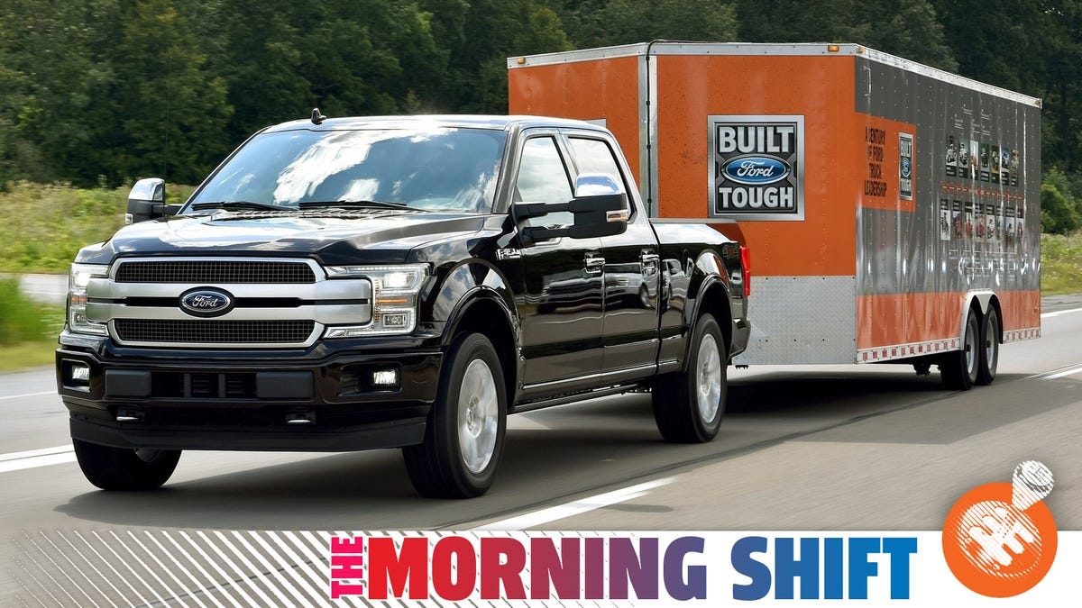 Ford Faces Big 12 Billion Lawsuit Over F 150 Fuel Economy