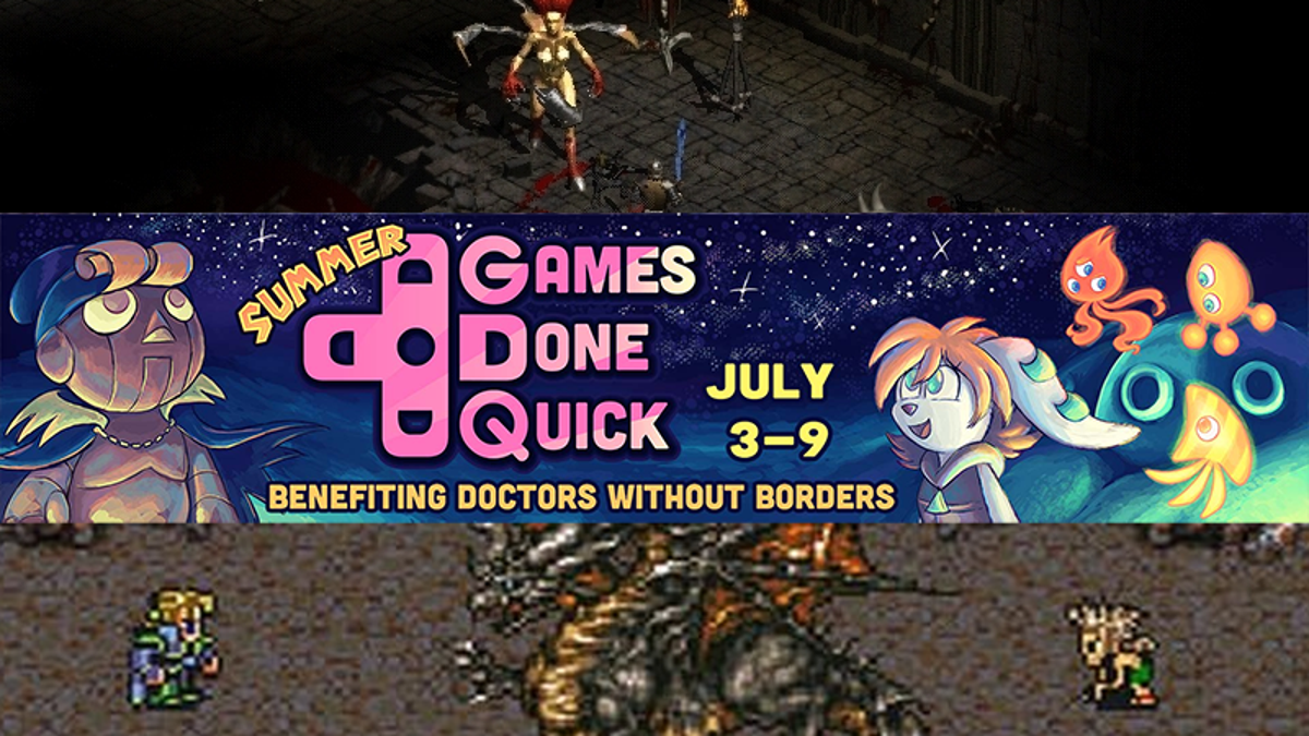 Summer Games Done Quick 2020.Watch The Final Day Of The Summer Games Done Quick Speedrun