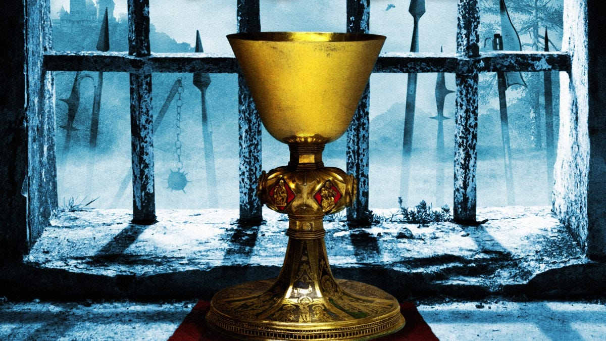 A First Look Inside Witcher Author Anderzej Sapkowski's Newly-Translated Historical Fantasy