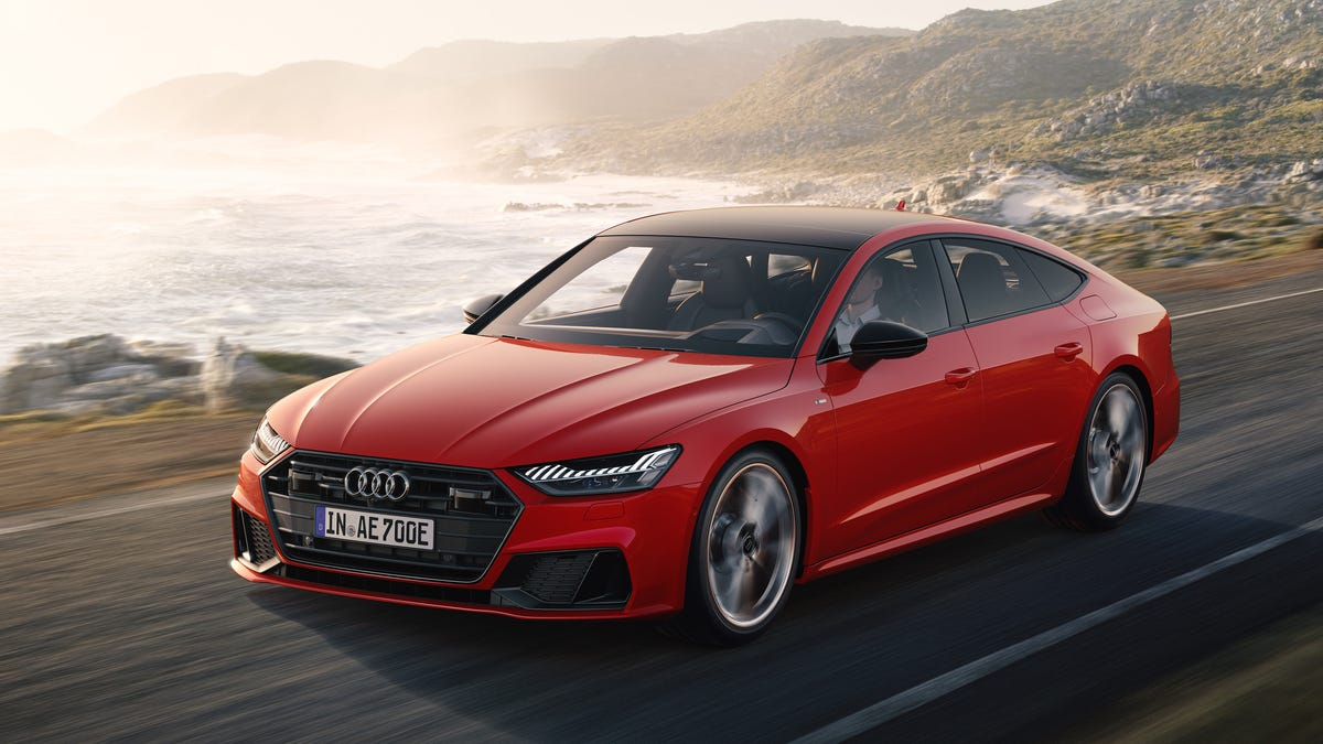 Audi A7 Sportback 55 TFSI e quattro: A Name So Long And Boring I Nearly Died While Reading It