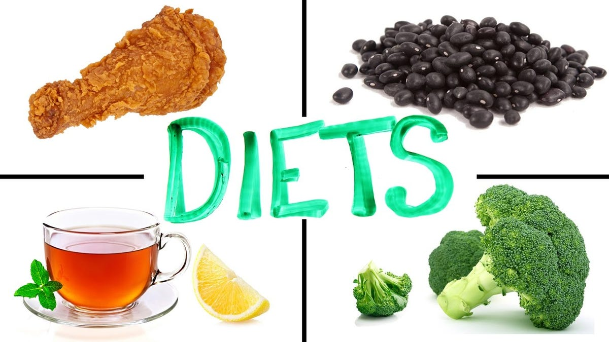 The Diets That Actually Have a Scientific Backing