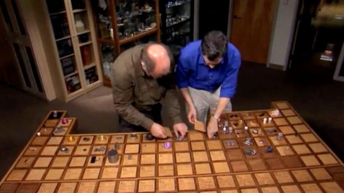 Get Involved, Internet: Help Nova make a special about the Periodic Table