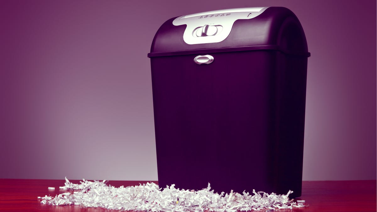 Should You Keep That Document or Shred It?