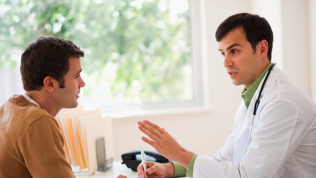 Doctor Informs Patient Weird Lump On Neck Nothing He Can Afford To Worry About