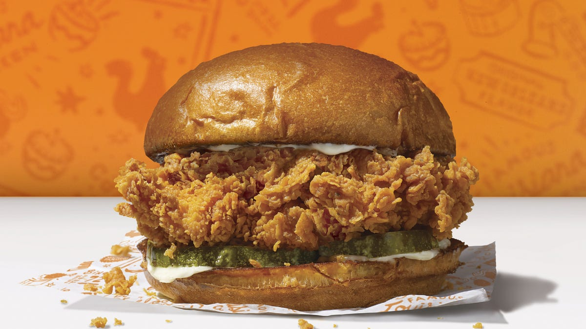 Popeyes Worker Fired for Bringing Son to Work to Help with Chicken Sandwich Demand