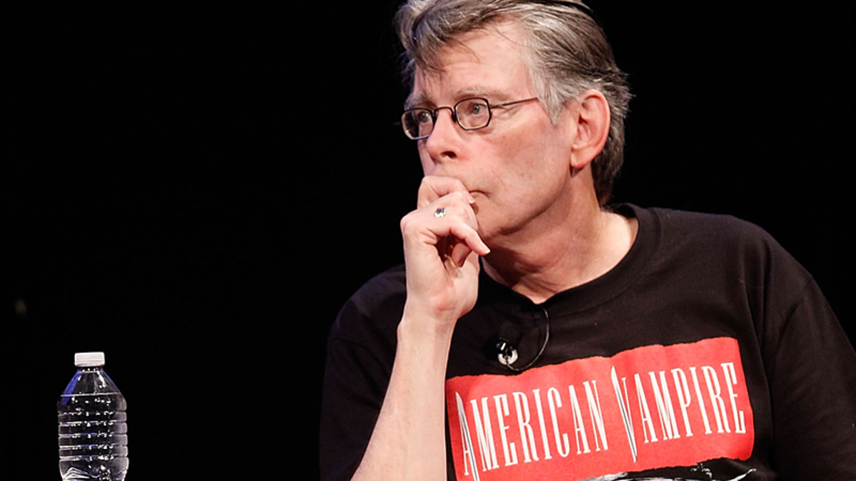 Stephen King's Maine Mansion Is Becoming a Writer's Retreat