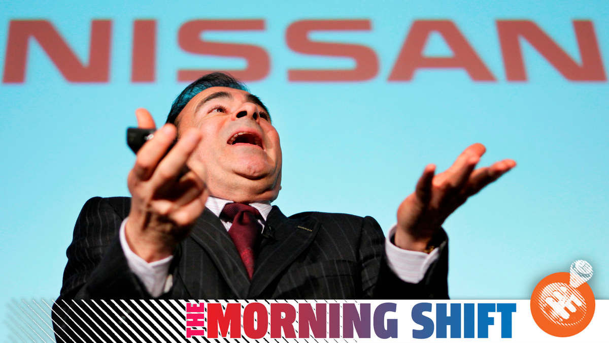 Nissan Drops All The Way Down Past Subaru After Horrible Year