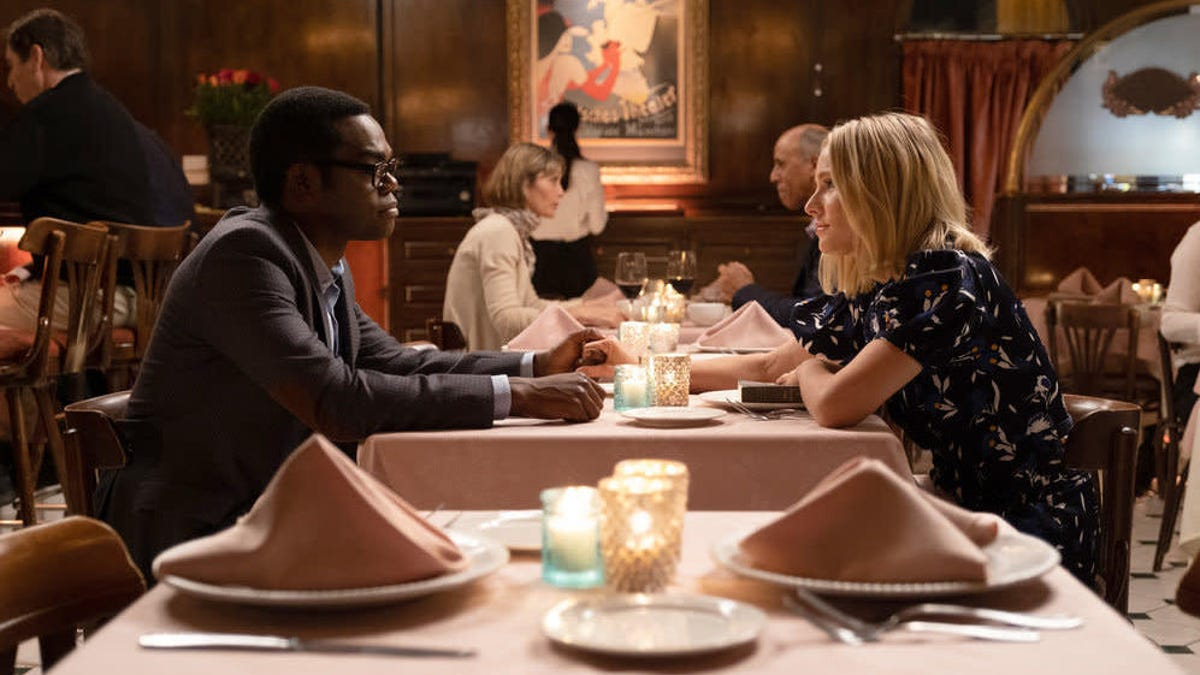 io9 Roundtable: The Good Place Was a Good Show