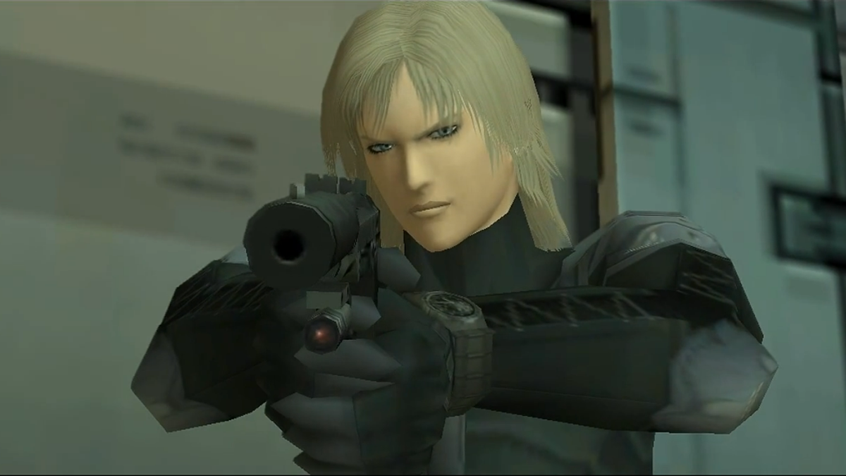 Raiden Was The Best Thing To Happen To Metal Gear