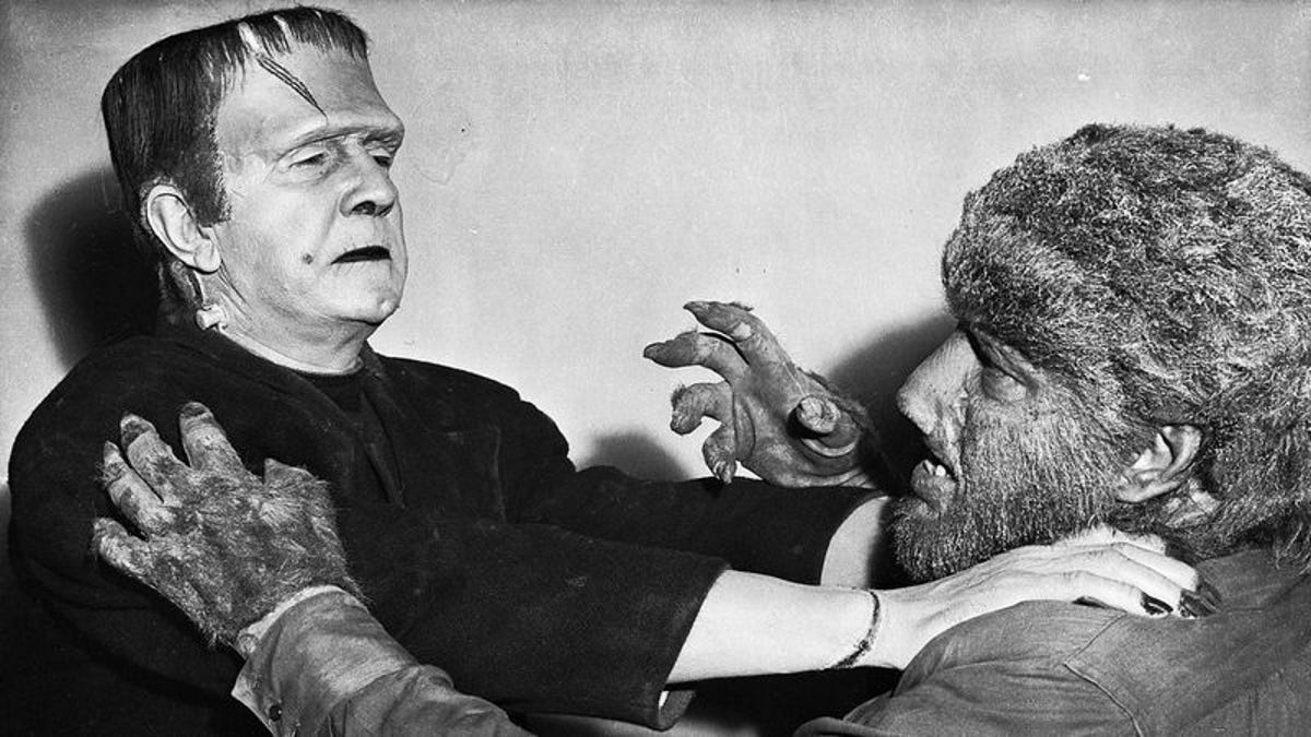 A guide to the Universal Studios monster movies, 1923-1955
