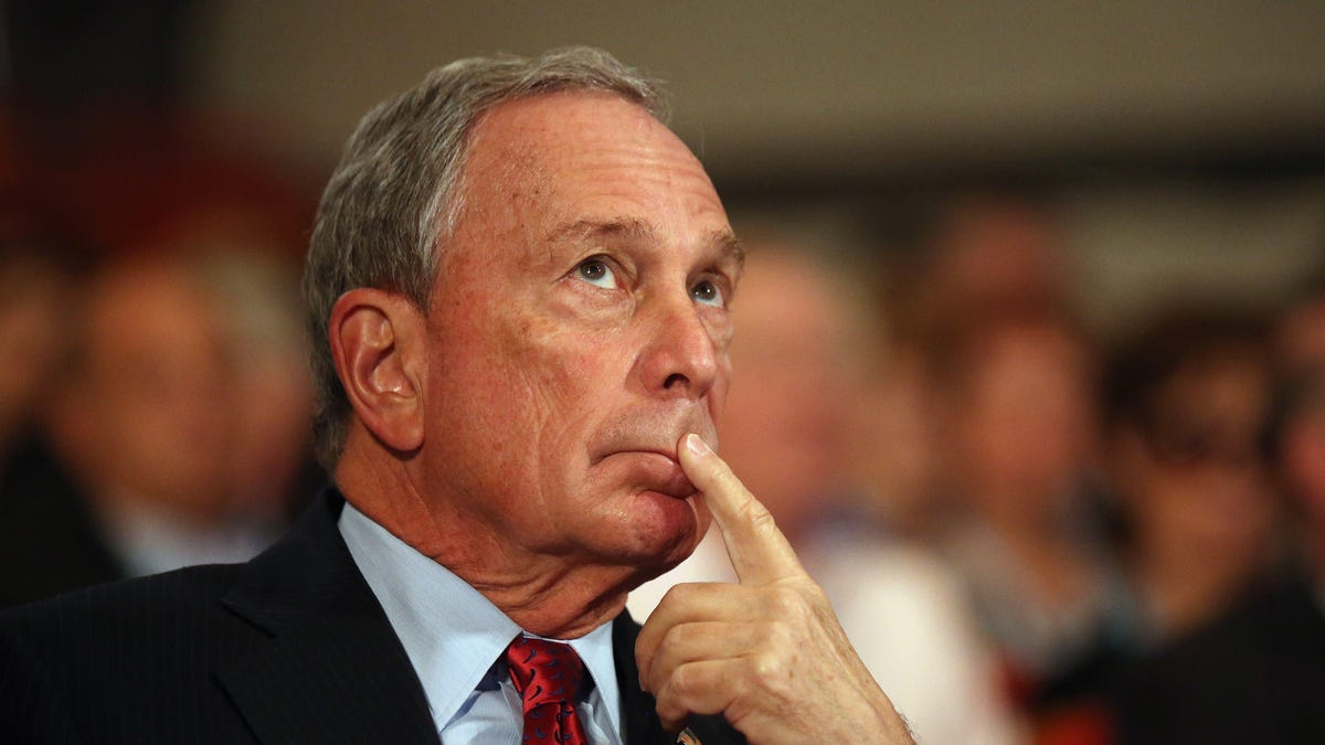 The One With Bloomberg—Yet Another Democratic Debate Liveblog
