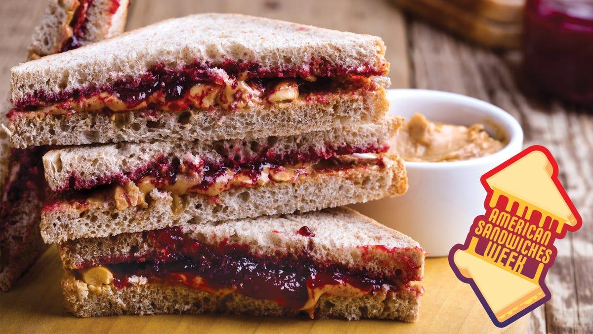 Peanut Butter Is The Most American Of Sandwich Fillings