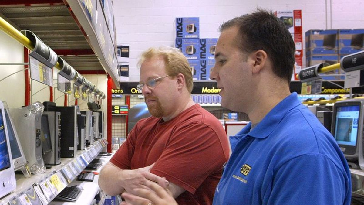 White Male Privilege Squandered On Job At Best Buy