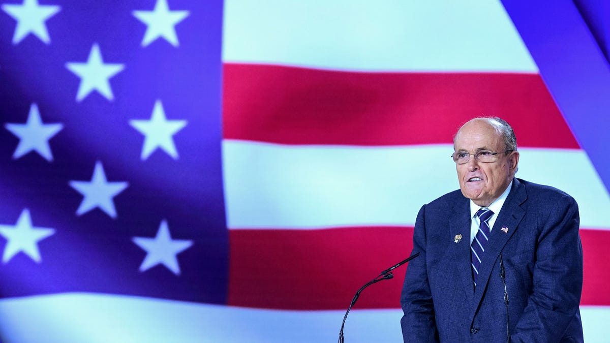 Rudy Giuliani Under Federal Investigation for Campaign Finance Violations: 'I Would Not Be Surprised If He Get
