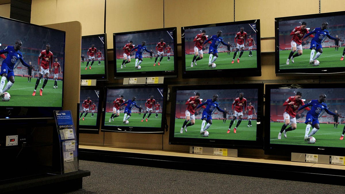 U.S. Broadcast Of Pivotal Chelsea-Manchester United Match To Stream Exclusively On Best Buy Display TVs