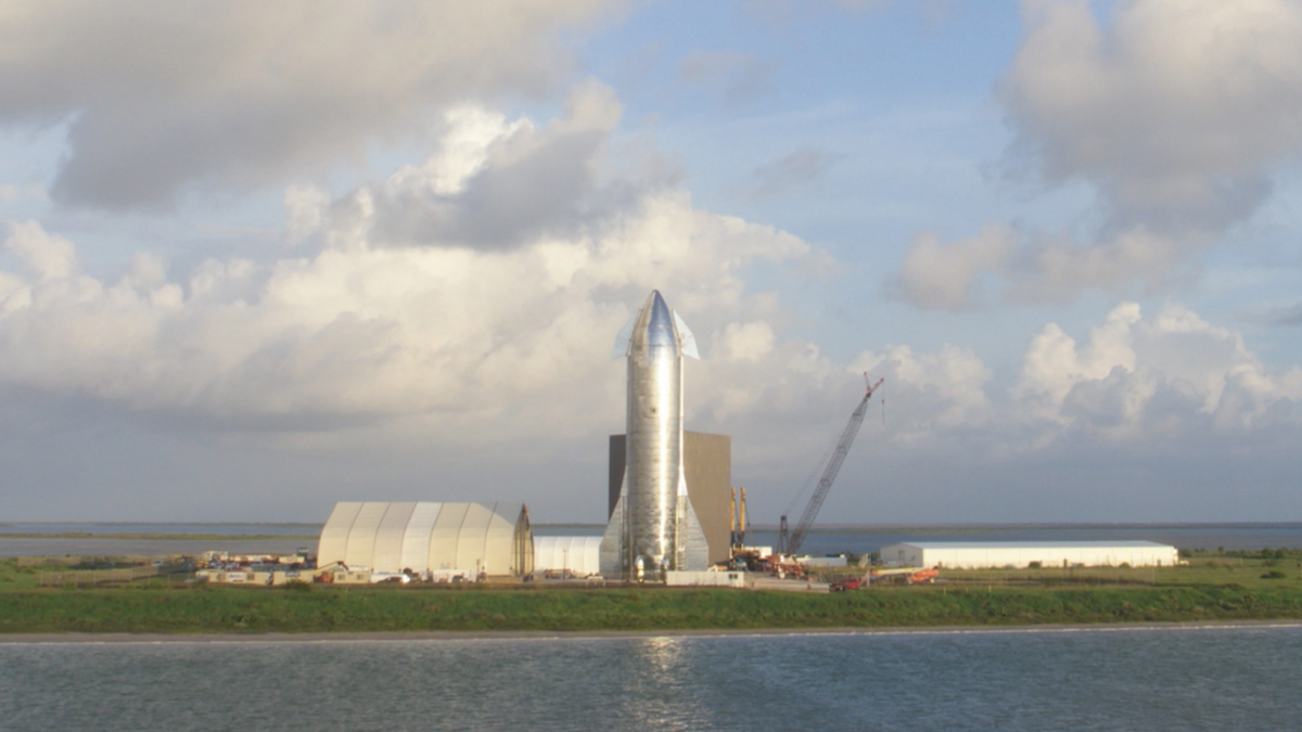 Watch Live: SpaceX Attempts a High-Altitude Test of Its Starship Rocket