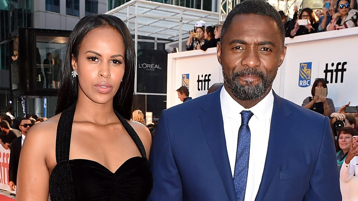 Idris Elba Is Off the Market—He Popped the Question to Sabrina Dhowre in London Town