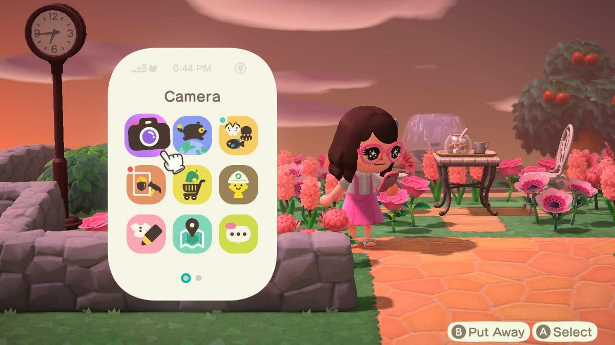 Nintendo Needs to Bring These Apps to Animal Crossing's Nook Phone Right Now