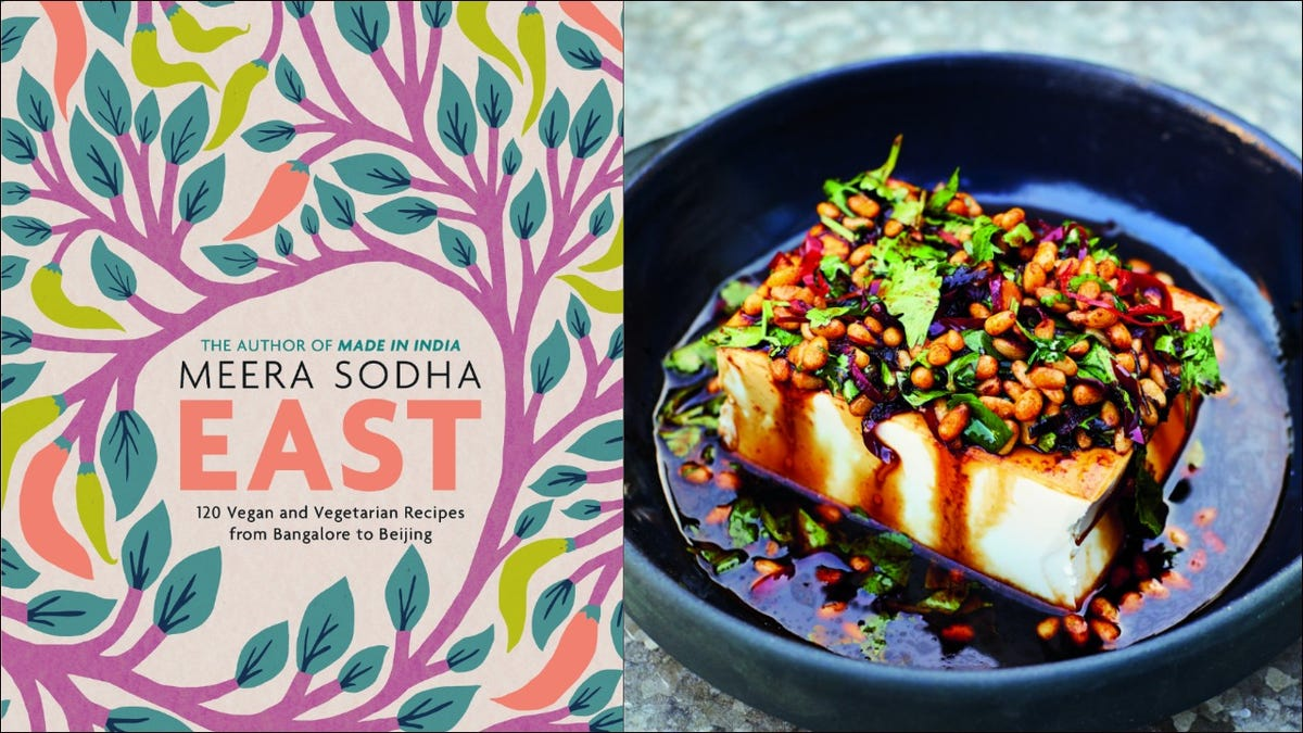 Meera Sodha's East reveals the best use for tofu you've ever seen