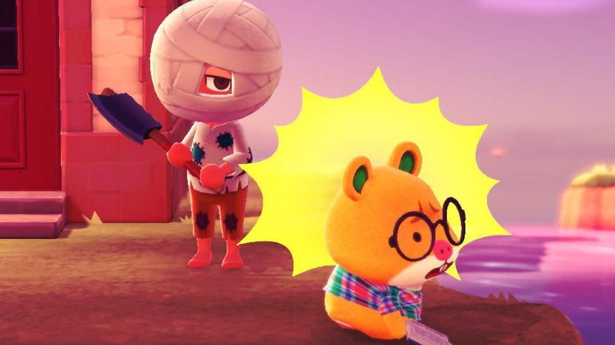 Getting A Bad Animal Crossing New Horizons Villager To Leave