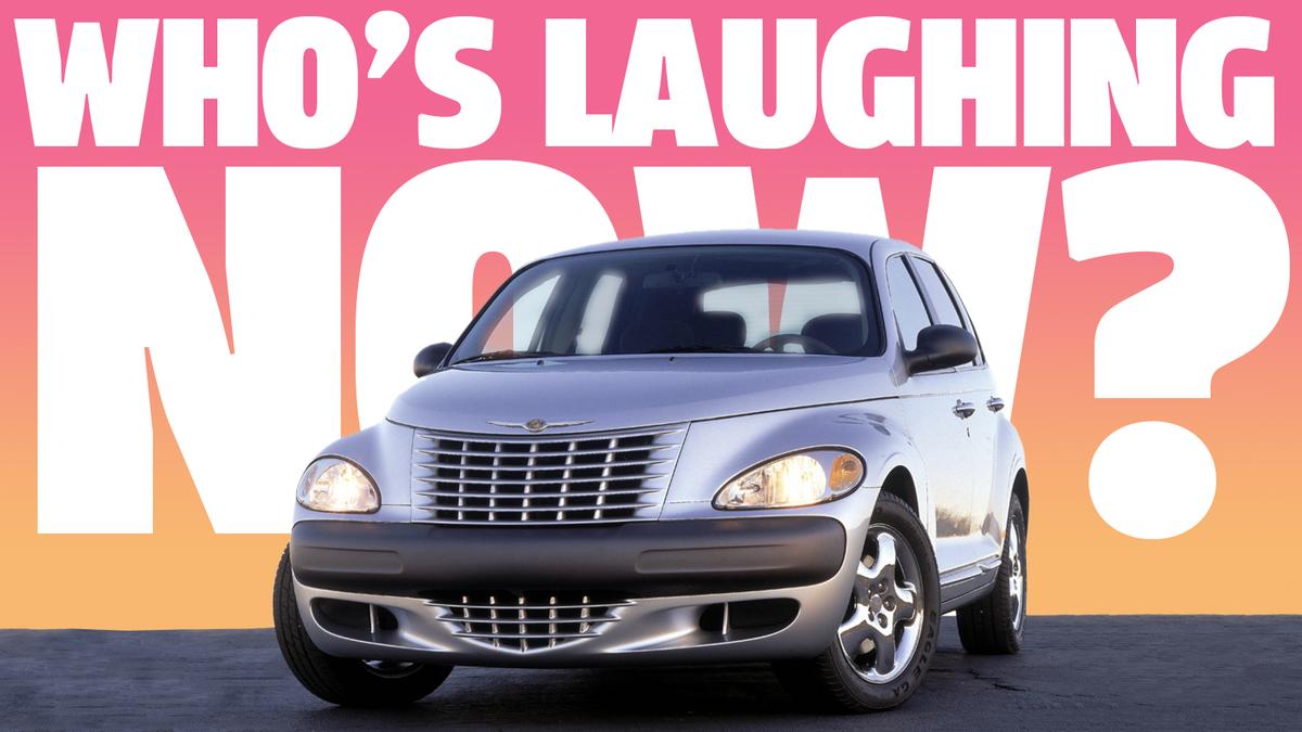 Terrorists In Michigan Radicalized A Chrysler PT Cruiser