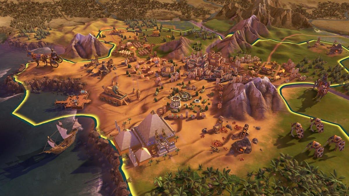Civilization 6 es el nuevo juego gratis de la Epic Games Store (y sabemos cuáles serán los siguientes)