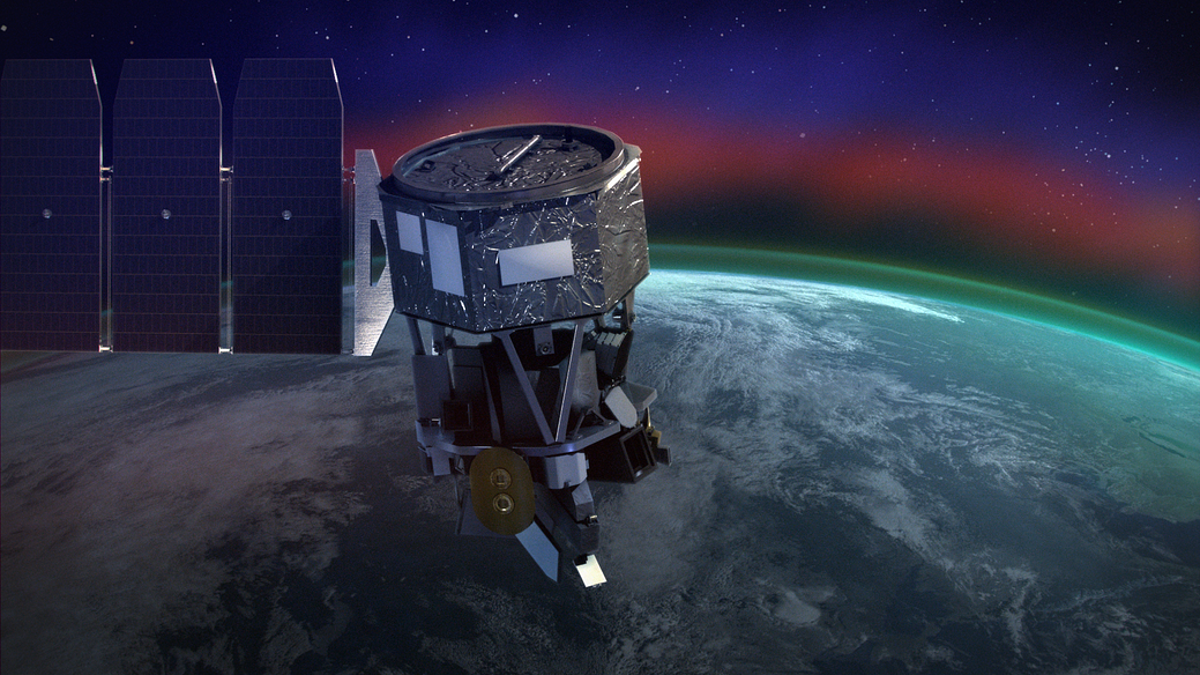 NASA Space Weather Satellite Set to Launch Tonight, Finally