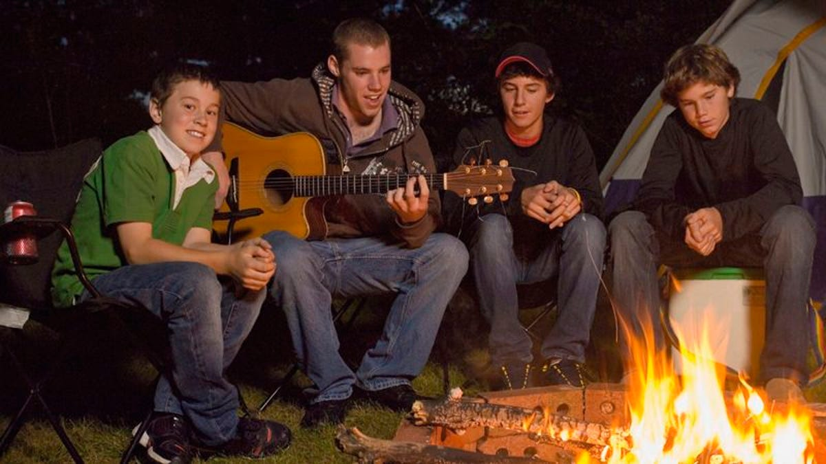 How Many Of These Camp Songs Do You Know?