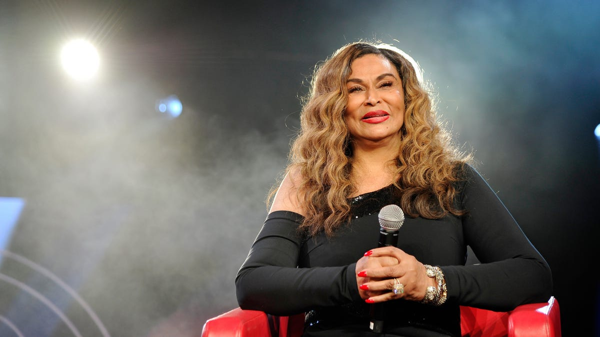 Please Enjoy This Video of Tina Knowles Dancing to 'Black Parade'
