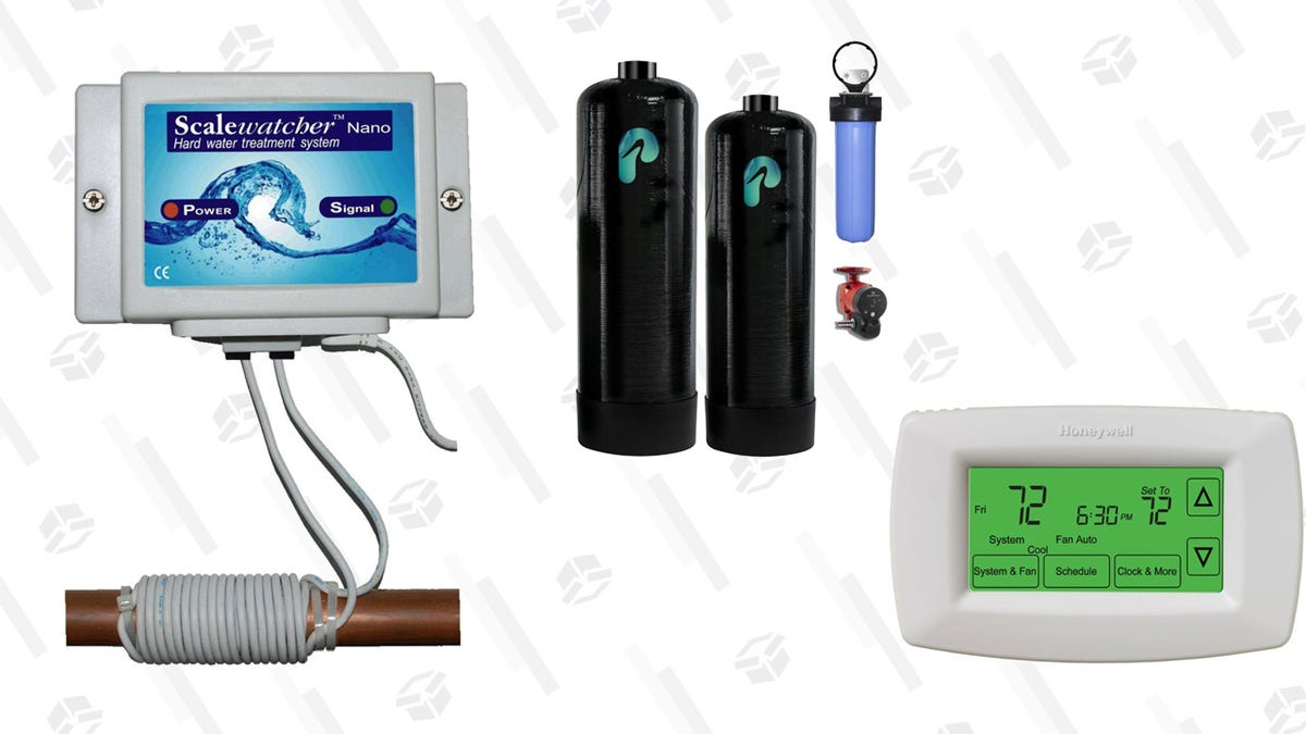 Save Up to 50% On Water Filtration, Air Quality Essentials, and More at Home Depot