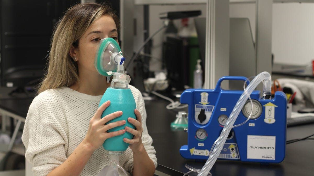 Simple Invention Helps You Sober Up by Exhaling Alcohol