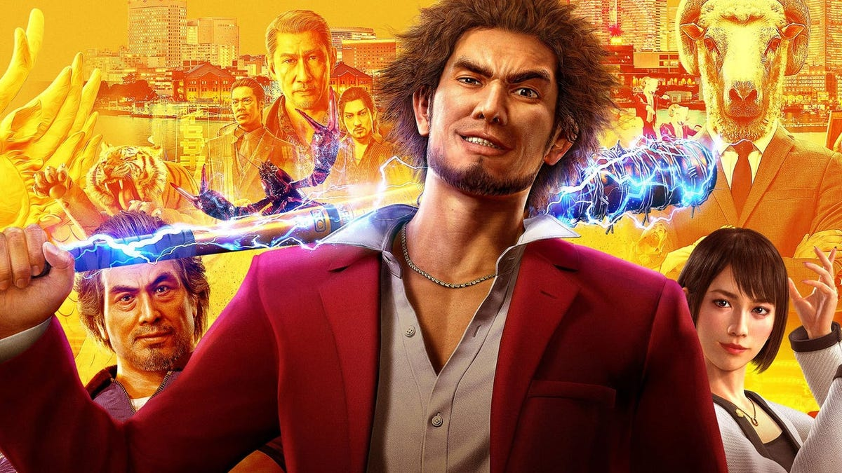 The Week In Games: Yakuza: Like A Dragon Comes To PS5 - Kotaku