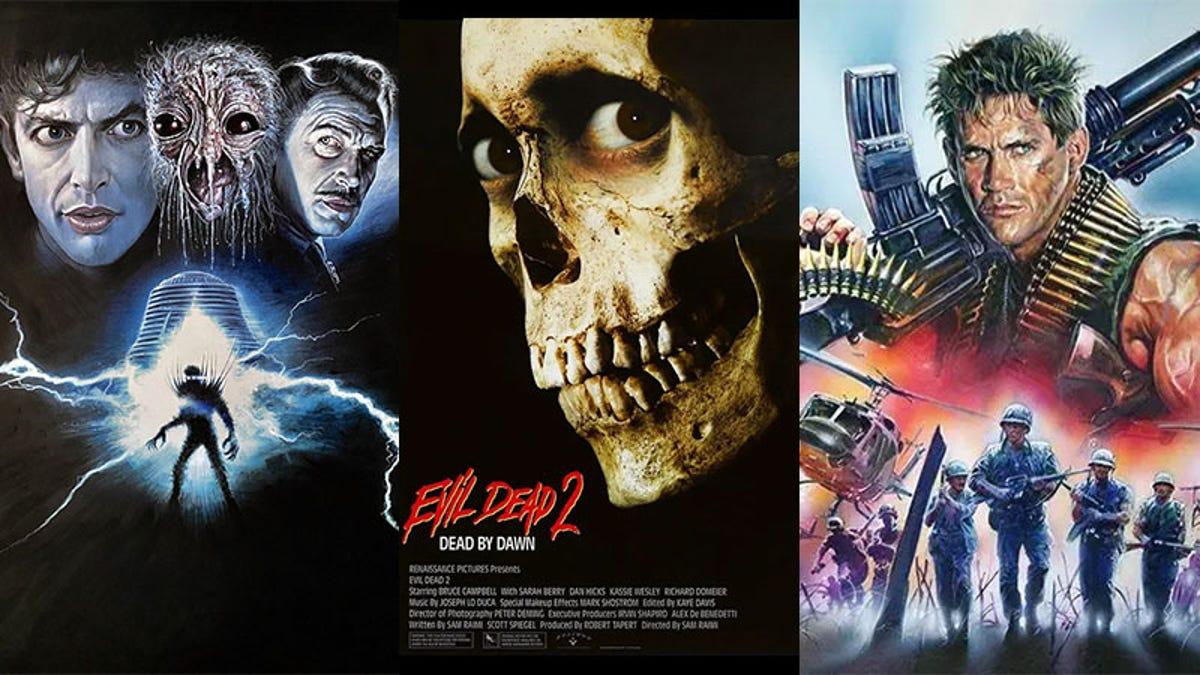 RIP Enzio Sciotti, Badass 80s Movie Poster Artist